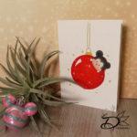 ♥ Day 4: Christmas Card