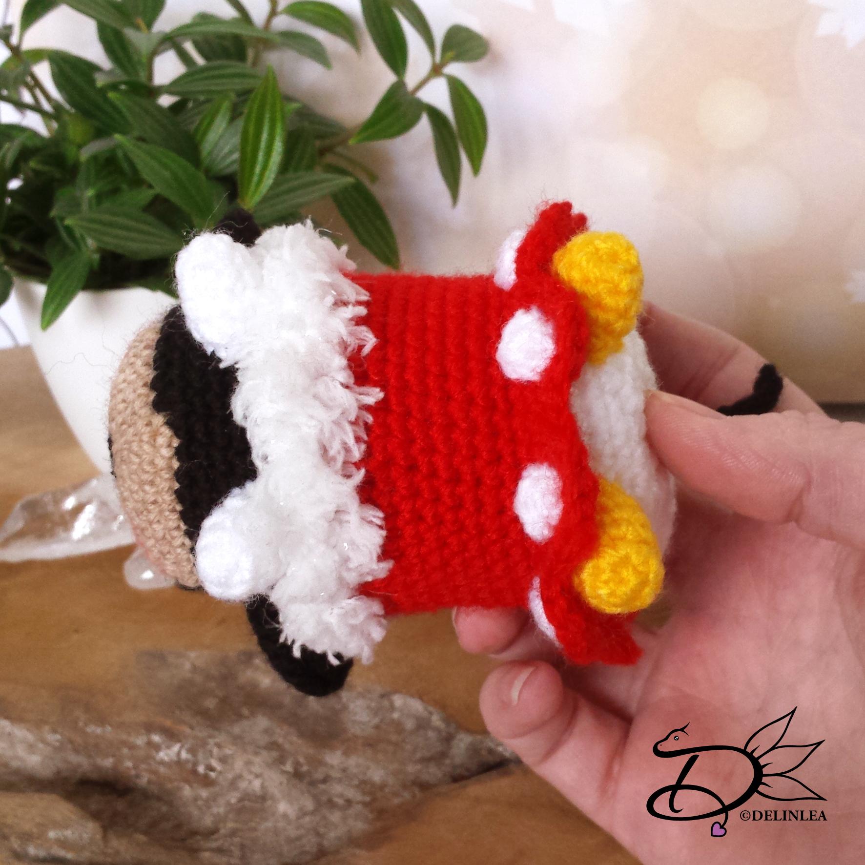 Mickey and Minnie Crochet Tutorial (Part 1) - YouTube | 1772x1772