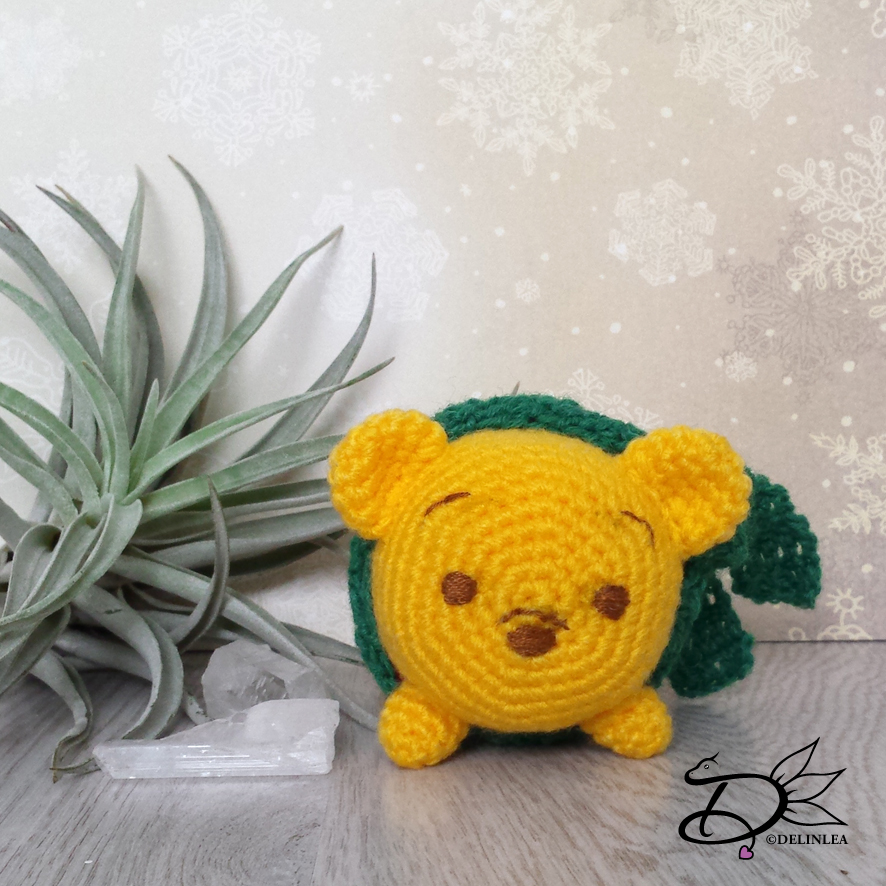 Disney Store Mini Tsum Tsum Winnie the Pooh Set of 4 Plush 3.5 ... | 886x886