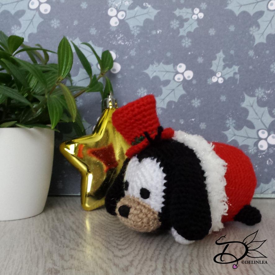 Day 13 Goofy Tsum Tsum Amigurumi Delinlea My Little Fantasy
