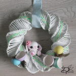 ♥ Recycling: Easter Wreath