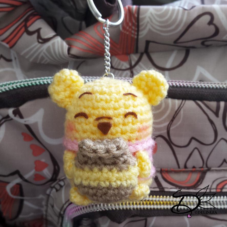 Tutorial Winnie the Pooh Amigurumi | How to crochet Winnie the ... | 886x886