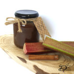 ♥ Recipe: Rhubarb Cinnamon Jam