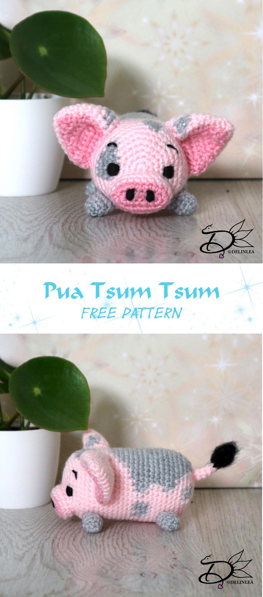 Stitch from Lilo & Stitch Amigurumi Crochet (Pattern Only) - Ollie ... | 2008x886