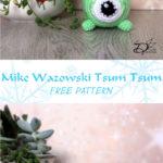 ♥ Mike Wazowski TsumTsum Pattern