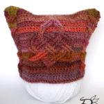 ♥ Trinity Heart Hat