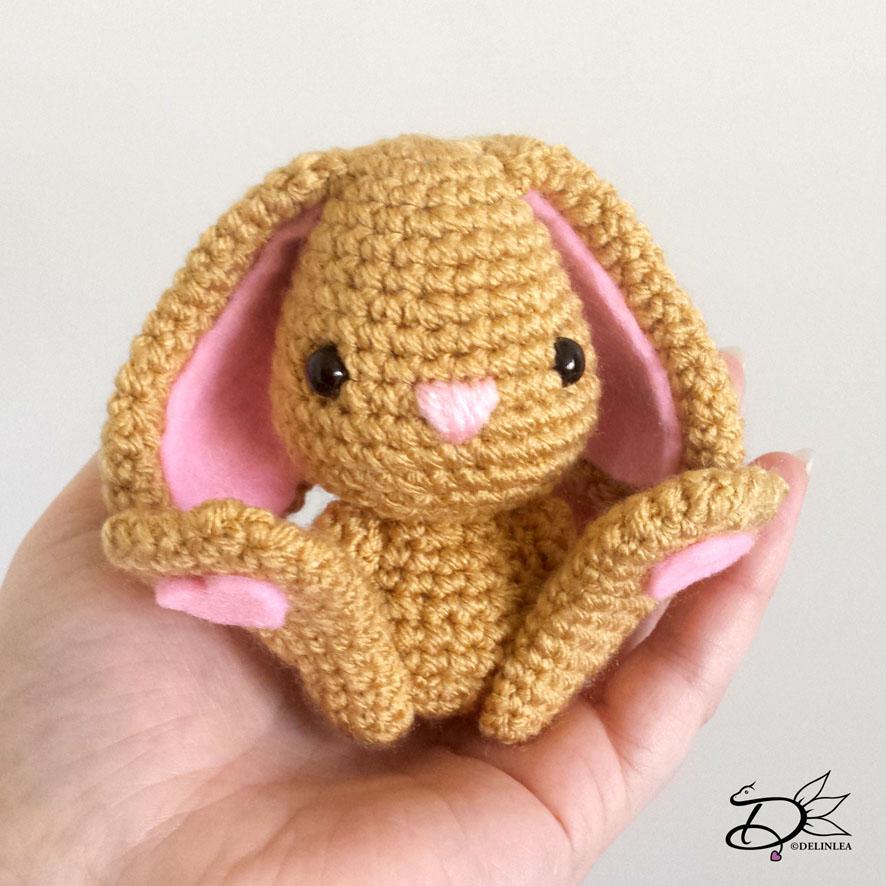 Freebie – Sunny Bunnies Hopper, Turbo, and Big Boo – Crochet By ...   886x886