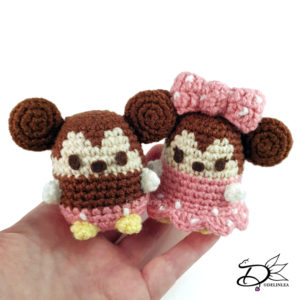 Mickey & Minnie Ufufy