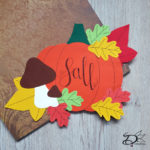 ♥ Papercraft; Fall Decor