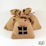 ♥ DIY; Jute Gift Bags