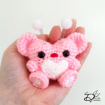 ♥ Free Pattern; Hearty