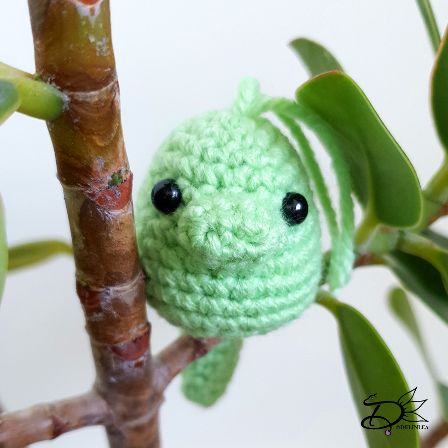 How To Add Faces To Your Amigurumi Part 3: Sleepy Face · How To ... | 886x886