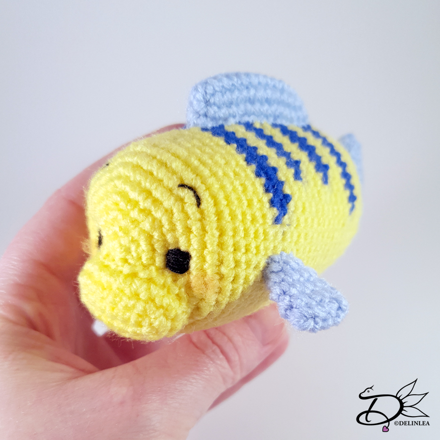 Flounder Tsum Tsum