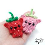 ♥ BerryCat Amigurumi