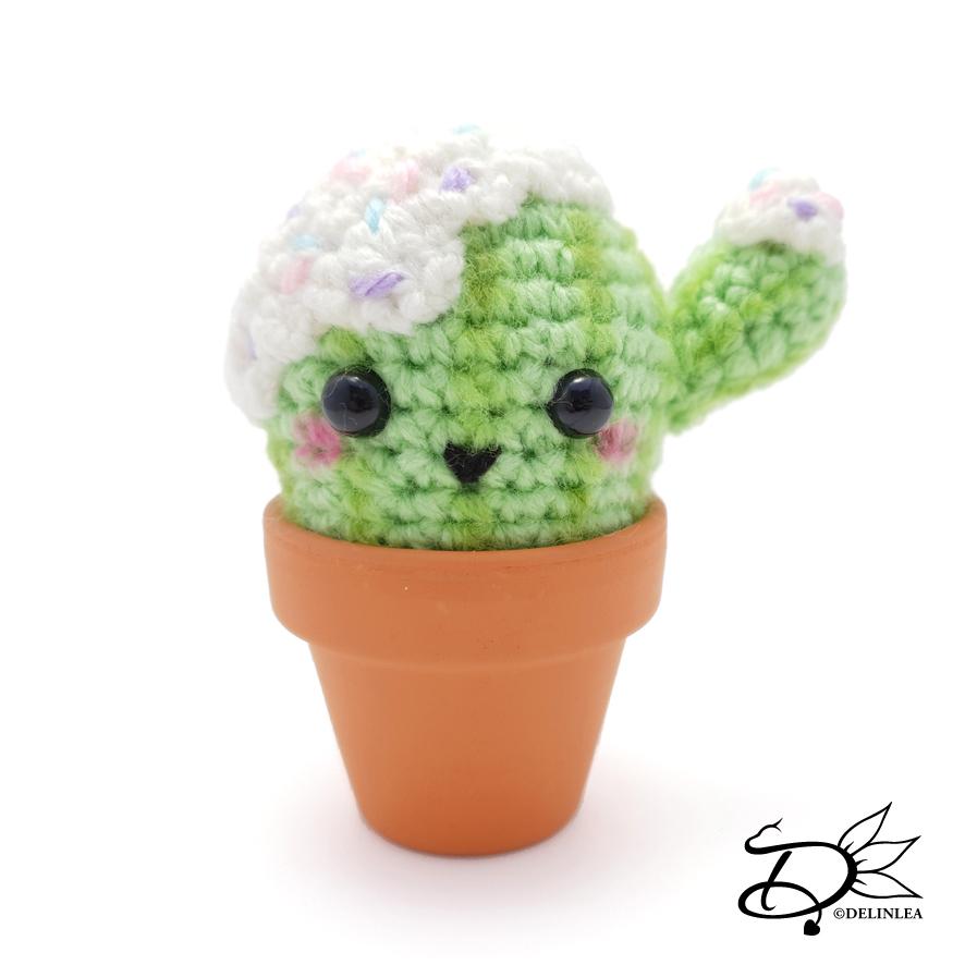 Ice Cream Cactus