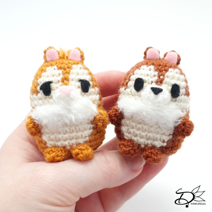 Chip and Dale Ufufy