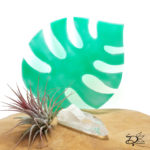 ♥ Monstera Leaf of Plexiglass DIY