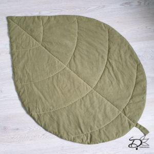 Leaf Rug or Blanket