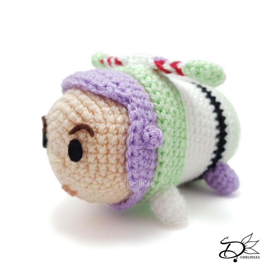 Buzz Lightyear Tsum Tsum