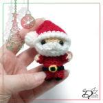 ♥ Day5; Santa Claus Amigurumi