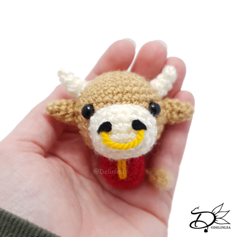 Year of the Ox Amigurumi