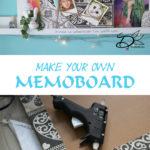 ♥ Memoboard DIY