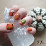 ♥ Halloween Nail Art