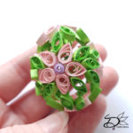 ♥ Paper Quilled Egg