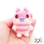 ♥ Cheshire Cat Ufufy Amigurumi