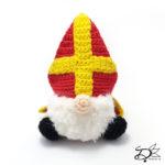 ♥ Sinterklaas Gnome Amigurumi