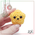 ♥ Day2; Star Amigurumi
